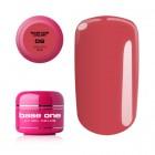 Gel UV Base One Color - Crusty Red 09, 5g