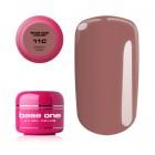 Gel UV Base One Color - Smoky Pink 11C, 5g