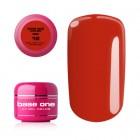Gel Base One Color RED - Hot Chili Peppers 12, 5g