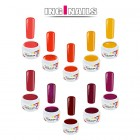 10 bucăți Gel UV colorat - Warm