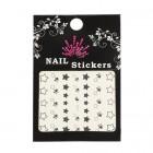 Stickere pentru unghii cu motive de stele