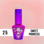 MOLLY LAC UV/LED gel Yes I Do - Sweet Princess 25, 10ml