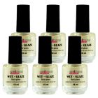6x Wet Glaze 15ml - Top coat pentru luciu intens