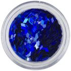 Decoraţiune pentru tipsuri acvariu - albastru închis