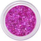 Cochilii zdrobite roz-movii