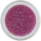 Perle pentru unghii, 0,5 mm – roz vintage