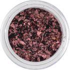 Mici fulgi de sclipici - roz-ciocolatiu
