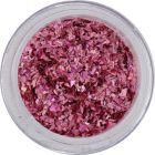 Mici fulgi de sclipici - roz